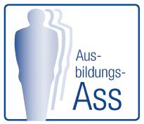 Ausbildungsass Logo